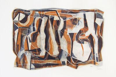 Gabriel Macotela, 'Naranja Café 21', 2019