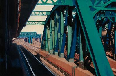 Jeff Bellerose, 'Station (Gowanus, Brooklyn)', 2013