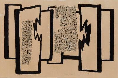 Ralston Crawford, 'Untitled', 1955