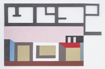 Nathalie Du Pasquier, 'Untitled', 2017