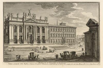 Giuseppe Vasi, 'Basilica di S. Giovanni in Laterano', 1747