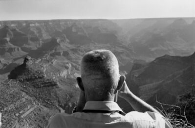Lee Friedlander, 'Grand Canyon National Park, Arizona', 1975
