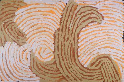 Makinti Napanangka, 'Untitled '