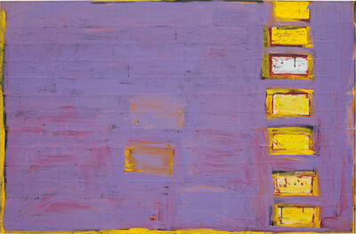 Richard Prince, 'Untitled (check painting) #18', 2004