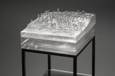 Norwood Viviano, 'MINING INDUSTRIES: SEATTLE CITY CENTER', 2014