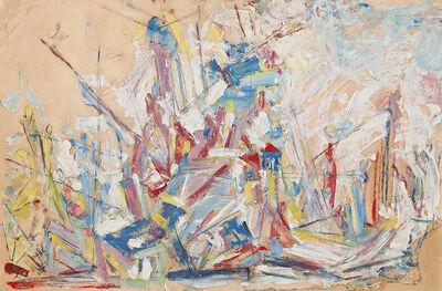 Roger Kemp, 'Music Movement II', 1935-1940