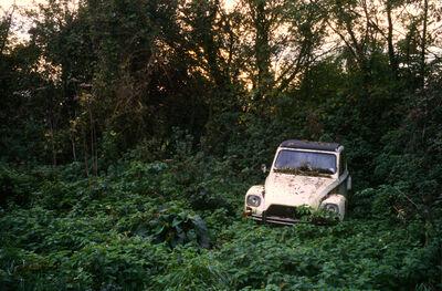 Justin Partyka, 'Citroen Dyane, Walnut Tree Farm, Suffolk', 2006