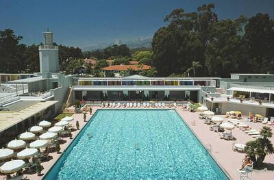 Slim Aarons, 'Biltmore Hotel Pool', 1975