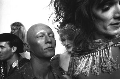 Bobby Miller, 'Larry T, Robert (Constance) Sherman, Madame Ekaterina Sobechanskaya & Hattie Hathaway, Wigstock 1980s-90s', 1990