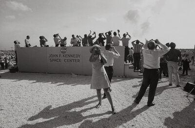 Garry Winogrand, 'Apollo 11 Moon Shot, Cape Kennedy, Florida', 1969