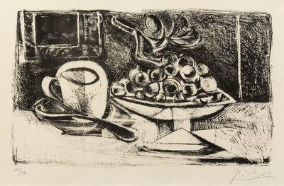 Pablo Picasso, 'Nature Morte Au Compotier', 1945