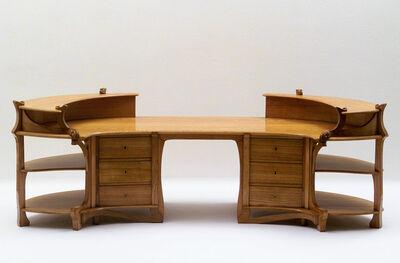 Henry van de Velde, 'Schreibtisch, Brüssel, 1898 Ausführung: Portois & Fix', 1898