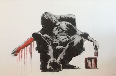 DOLK, 'Suicide Painter', 2014