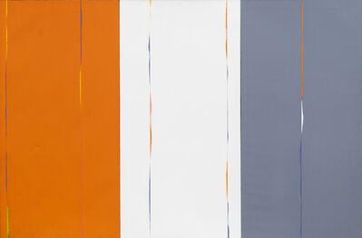 Claudio Verna, 'Trittico', 1970