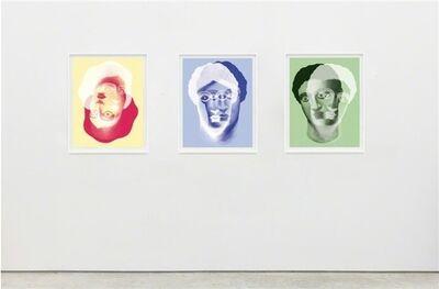 Nicolas Party, 'Portraits', 2018