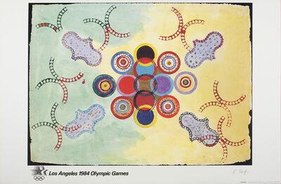 Lynda Benglis, 'Los Angeles 1984 Olympic Games', 1982
