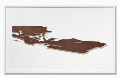 János Megyik, 'Untitled (TRN No.1)', 2017