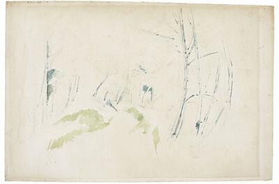 Paul Cézanne, 'Le Sentier', ca. 1890