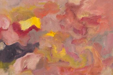 Jon Schueler, 'Calamity', 1990