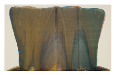 Morris Louis, 'Number 64', 1958
