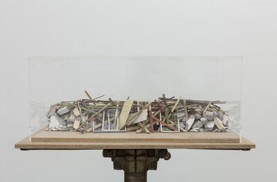 Luc Deleu & T.O.P. office, 'BARRICADE#1 (Raversyde)', 2016