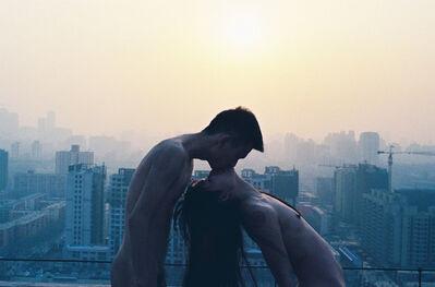 Ren Hang 任航, 'Le Baiser ', 2012