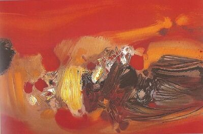Chu Teh-Chun, 'Autumn', 1998