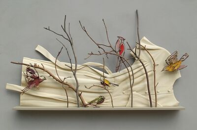 Ron Isaacs, 'Passerines '