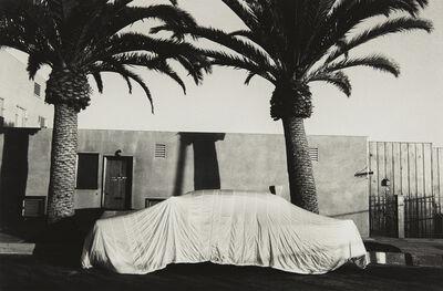 Robert Frank, 'Covered Car— Long Beach, California', 1955-1956