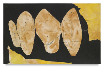 Robert Motherwell, 'Hollow Men Series', 1989
