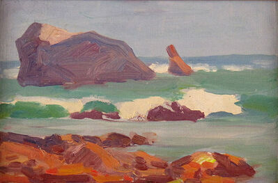 Paul Turner Sargent, 'Rocky Coast', ca. 1920