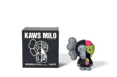 KAWS, 'DISSECTED MILO (Black)', 2011