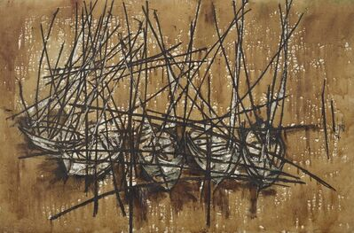 B. Prabha, 'Untitled', 1966