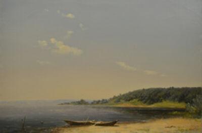 Oleg Aleksandrovich Leonov, 'The Volga in Vasivki', 1999