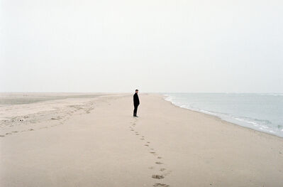 David van Dartel, 'Peter on the Beach / Peter op het strand', ca. 2019
