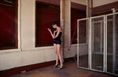 Lise Sarfati, 'Kelly, South Alvarado Street, From the series On Hollywood', 2010
