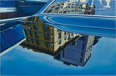 Richard Estes, 'Car Reflection', 1969