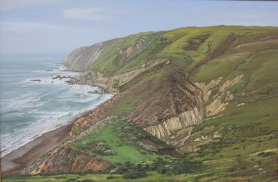 William M. Sullivan, 'Tomales Point, Point Reyes CA', 2001