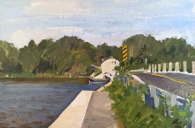 Marc Dalessio, 'Bridge Lane, Sagaponack', 2017