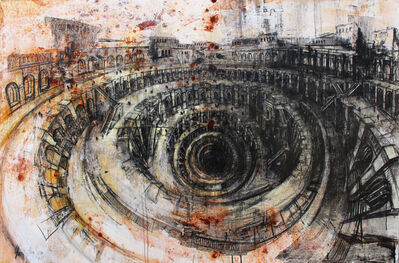 Gustavo Diaz Sosa, 'Dante's Hell', 2017