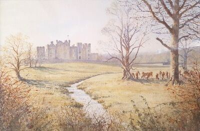 Gillie Cawthorne, 'Raby Castle, Staindrop', 2014