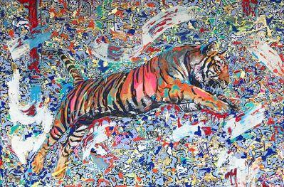 Famke Rousseau, 'Tiger', 2019
