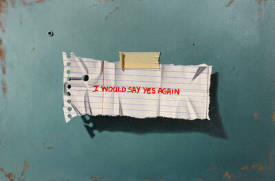 "Otto Duecker, '""I would say yes...""', 2019"