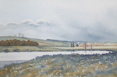 Gillie Cawthorne, 'Carham, Northumberland', 2013