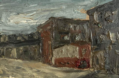 Arnold Sharrad, 'Impressionist Brooklyn Streetscape (8)', 2006