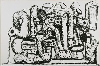 Philip Guston, 'Pile Up', 1983