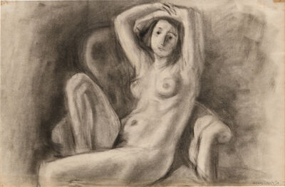 Henri Matisse, 'Nu aux bras levés', 1921