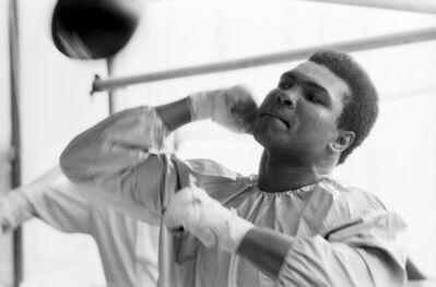 Terry O'Neill, 'Muhammad Ali in Dublin', 1972