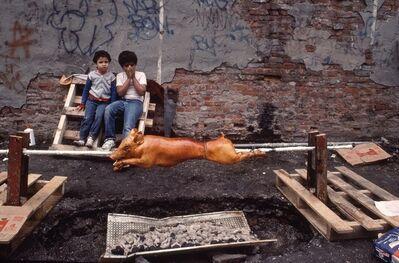 Arlene Gottfried, 'Summer Afternoon, Lower East Side ', 1985