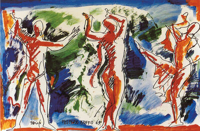 Dario Fo, 'Mistero buffo', 1969